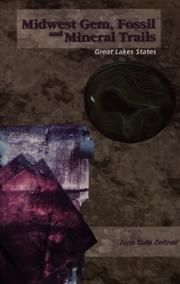 Cover of: Midwest gem, fossil, and mineral trails