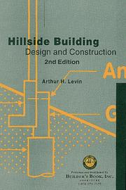 Cover of: Hillside Building