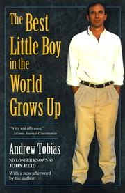 Cover of: The best little boy in the world grows up | Andrew P. Tobias