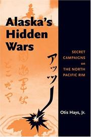 Cover of: Alaska's hidden wars