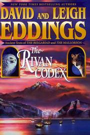 Cover of: The Rivan Codex