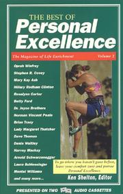 Cover of: The Best of Personal Excellence
