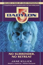Cover of: No surrender, no retreat