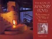 Cover of: The Book of Masonry Stoves