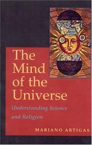 Cover of: The Mind of the Universe: Understanding Science and Religion