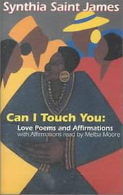 Cover of: Can I Touch You