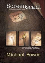Cover of: Screenscam | Bowen, Michael