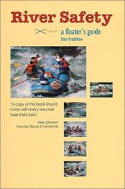 Cover of: River Safety A Floaters Guide | Stan Bradshaw