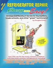 Cover of: Cheap & Easy Refrigerator Repair