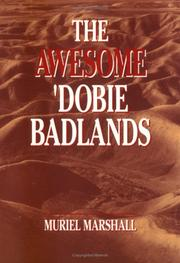 Cover of: The awesome 'dobie badlands