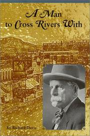 Cover of: A man to cross rivers with