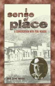 A sense of place by Perk Vickers