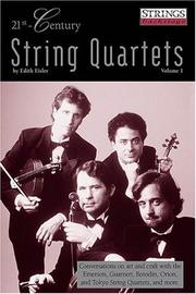 Cover of: 21st-century string quartets