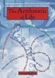 Cover of: The arithmetic of life