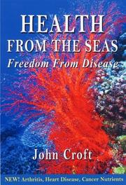 Cover of: Health from the Seas | John Croft