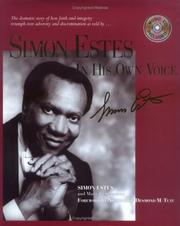 Simon Estes - In His Own Voice  by Simon Estes, Mary L. Swanson