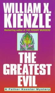 Cover of: The Greatest Evil (Father Koesler Mystery)