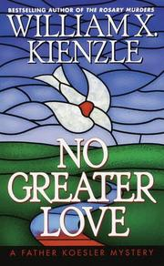 Cover of: No Greater Love (Father Koesler Mystery)