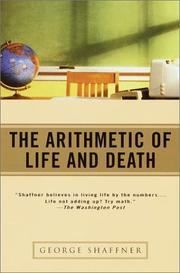Cover of: The arithmetic of life and death