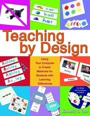 Cover of: Teaching by design | Kimberly S. Voss