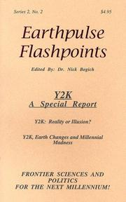 Cover of: Earthpulse Flashpoints: Y2K | Nick Begich