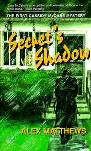 Cover of: Secret's shadow
