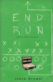 Cover of: End run | Steve Brewer