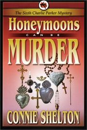 Cover of: Honeymoons can be murder