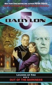 Cover of: Babylon 5 | Peter David
