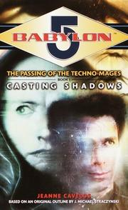 Cover of: Casting shadows by