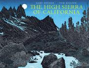 Cover of: The High Sierra of California