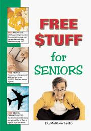 Cover of: Free $tuff for seniors