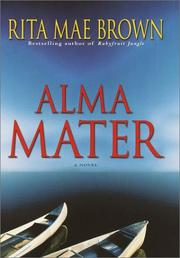 Cover of: Alma mater