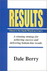Cover of: Results | Dale Berry