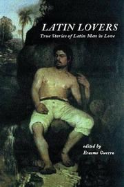Cover of: Latin Lovers