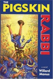 Cover of: The pigskin rabbi