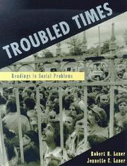 Cover of: Troubled times