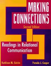 Cover of: Making Connections |
