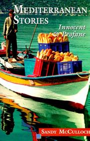 Cover of: Mediterranean stories