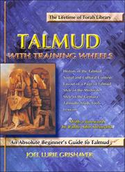 Cover of: Talmud with Training Wheels