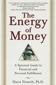 Cover of: The energy of money