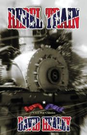 Cover of: Rebel train | David Healey
