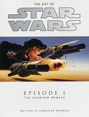 Cover of: The art of Star wars, episode I, the phantom menace
