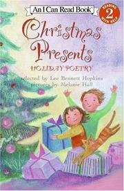 Cover of: Christmas Presents: Holiday Poetry (I Can Read Book 2)