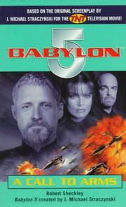 Cover of: A Call to Arms (Babylon 5)