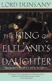 Cover of: The King of Elfland