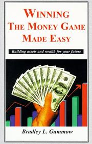 Cover of: Winning the money game made easy