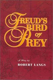 Freud's bird of prey by Robert Langs