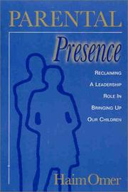 Cover of: Parental Presence