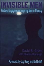 Cover of: Invisible Men | David Grove